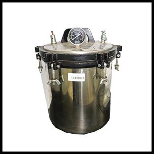 Sterilization pot