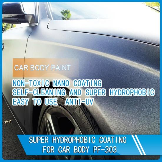 Buy Super Hydrophobic Coating For Car Body Pf 303