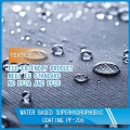 Water based superhydrophobic coating PF-206