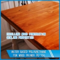 Water based polyurethane for wood primer PU-106