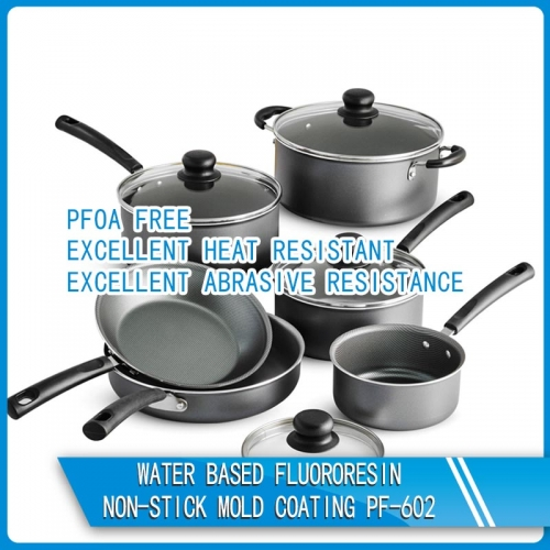 non-stick mold coating