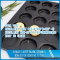 Single layer black ceramic non-stick coating C-105