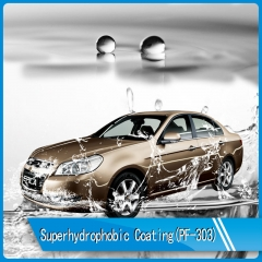 hydrophobic coating for car