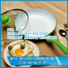 fluororesin non stick coating