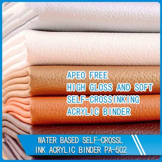 Buy Water Based Self-crosslink Acrylic Binder PA-502