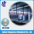 Acid solid degreaser for galvanized sheet and alloy MC-DE6310B