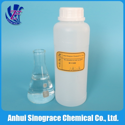 Modified non-phosphate degreaser
