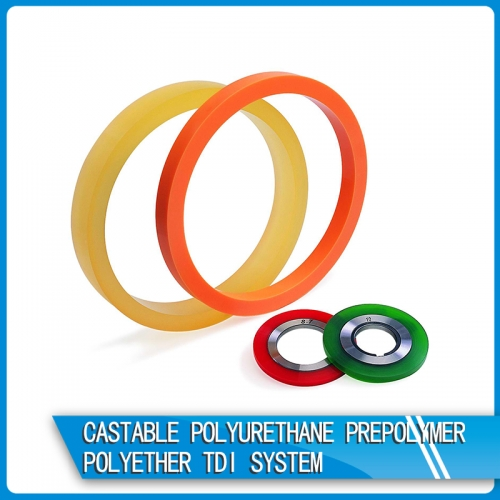 Hot sale Castable Polyurethane prepolymer Polyether TDI System