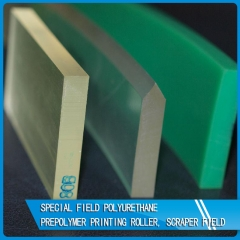 Hot sale Special field polyurethane prepolymer Printing roller, scraper field