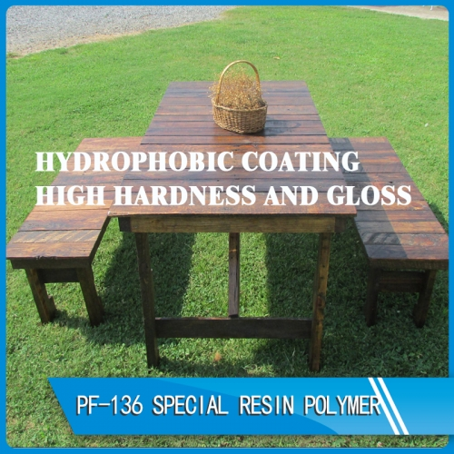 Special resin polymer for Acrylic Industrial coatings