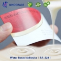 white liquid high adhesion water based adhesive for bopp lamination