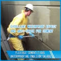 Flexible cementitious waterproofing emulsion SA-400