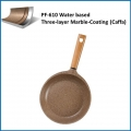 Teflon Coatings/Water based Three-layer Marble-Coating (Caffa) PF-610