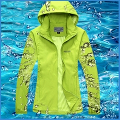 Hot sale Best price hunting clothing outdoor waterproof nanotechnology coating