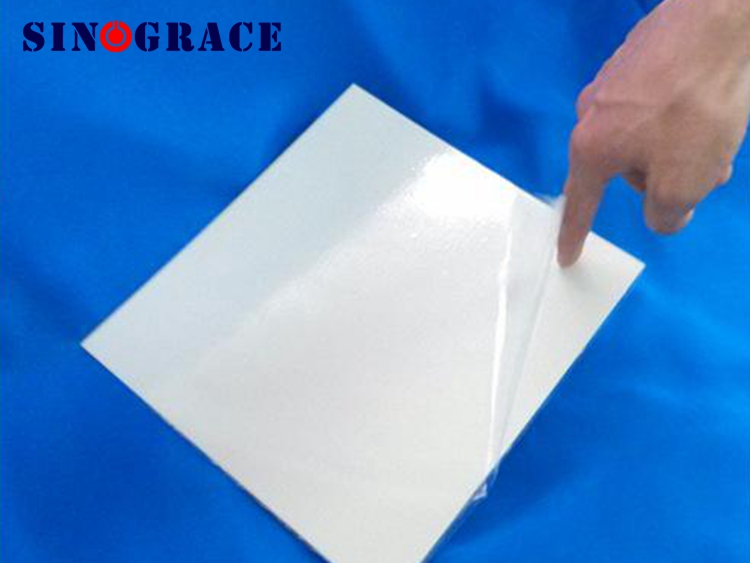 Water-based pressure-sensitive adhesive profile