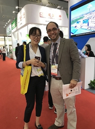The international paint/coatings exhibition (Guangzhou) in 2014