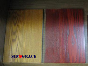 3.Process variations of different paint types-Waterborne wood paint application process 2
