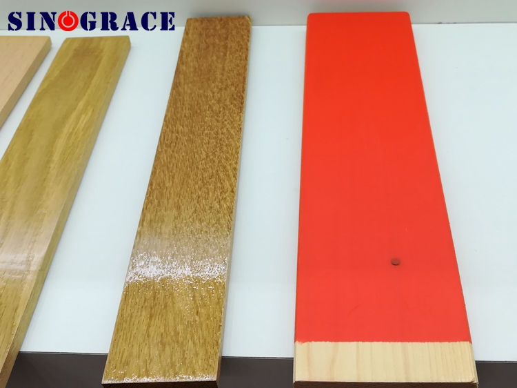 What is water-based wood paint resin
