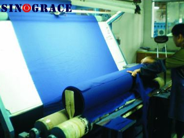 Application and classification of textile dyeing and finishing auxiliaries