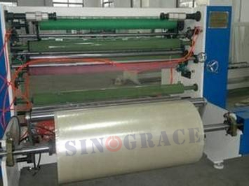 Sealing tape, transparent tape, packaging tape, bopp tape, the production process