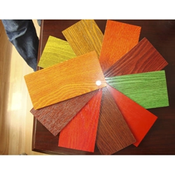 Common problems with waterborne wood lacquer: swelling of waterborne paint film